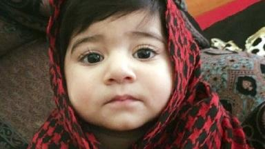 Inayah Ahmed, who died aged 14 months on April 20, 2016.