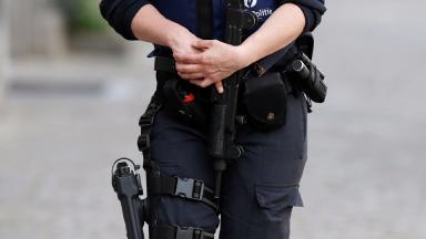 Belgium has no plans to raise the security alert to maximum.