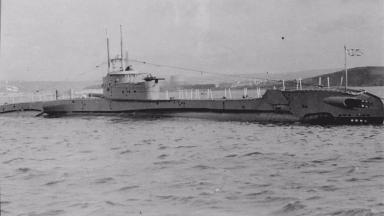 The P311 vessel disappeared in December 1942.