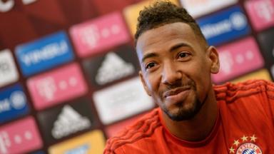 Jerome Boateng is a World Cup winner with Germany