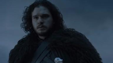 Kit Harington stars in Game of Thrones