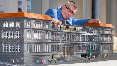 LEGO MUSEUM - NEWS NOW