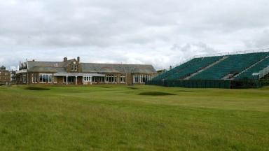 Royal Troon: Hosting the 145th Open in July (file pic).
