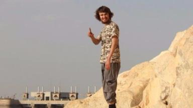 Jack Letts posted this photo to Facebook claiming to be in Syria.