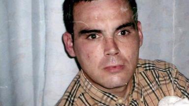 Murder: Darren Adie was found unconscious.