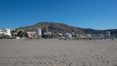 File picture of Tenerife.