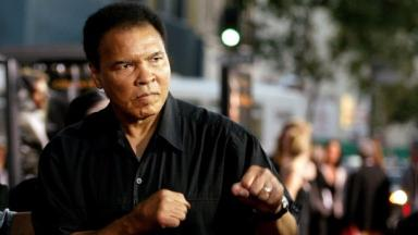 Muhammad Ali died on Saturday at the age of 74.