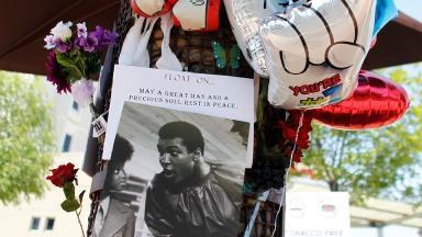 An impromptu tribute to Muhammad Ali