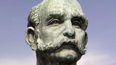 Thomas Blake Glover: Statue of the 'Scottish samurai'.