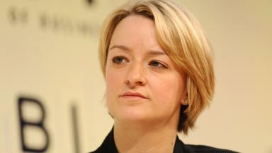 Laura Kuenssberg: BBC journalist has been targeted by online mob.