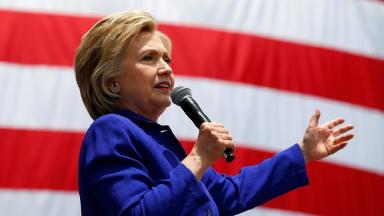Clinton will be the first woman to heard a major US party ticket
