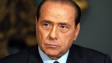 Silvio Berlusconi: Admission necessary because of 'cardiac deficiency'.