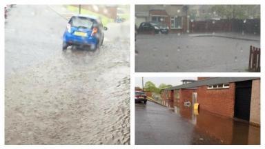 News Now: Flash floods
