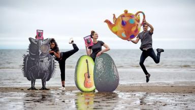 Edinburgh Fringe launch: Festival will offer 'something for everyone'.