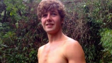 Aiden Webb had set off to climb Mount Fansipan in north Vietnam last Friday.