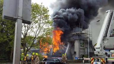 News Now: Aberdeen fire