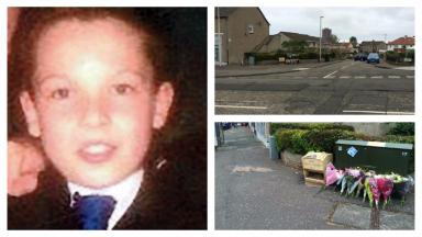 Brad Williamson: The 14-year-old died after a collision in Silverknowes.