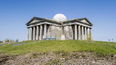 City Observatory: Constructed between 118 and 1822 (file pic).