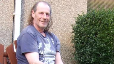 Ian Goodall: Found dead in his flat in Glenrothes on June 11.