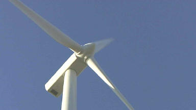 Wind Farm: Offshore wind farm could cover 50 square miles.