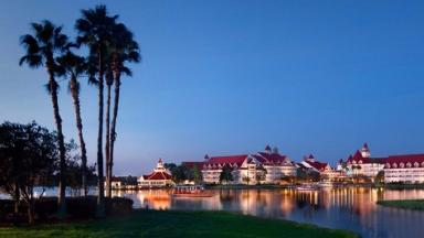 The horrific incident happened at Grand Floridian Resort & Spa.