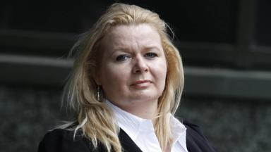 Fiona McBride: The forensic expert vowed to get her job back.