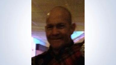 Found: Police were able to locate Mr Boyd on Sunday morning.