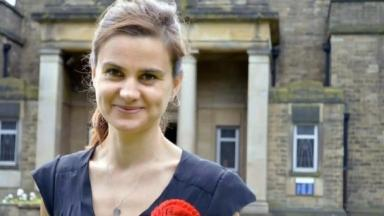 Jo Cox was shot and stabbed outside her constituency surgery