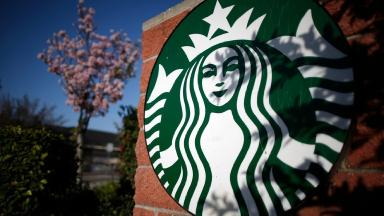 Starbucks is said to have changed recipes in 2009 to save money on milk