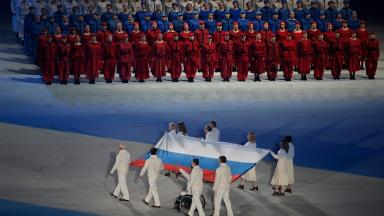 Russian track and field athletes have already been banned from competing at Rio
