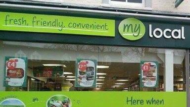 The owner of the My Local chain is to put the chain into administration