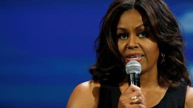 Michelle Obama already has a large following on Instagram