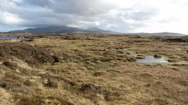 South Uist: The island is facing water shortages.