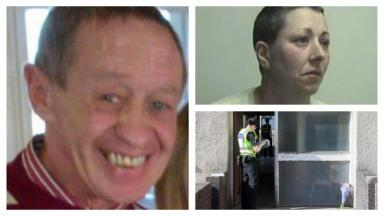 Murder: Alexander Duncan was found dead in his flat after Seka Ritchie attacked him.