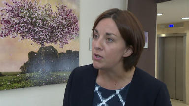 Kezia Dugdale on a post-Brexit independence referendum