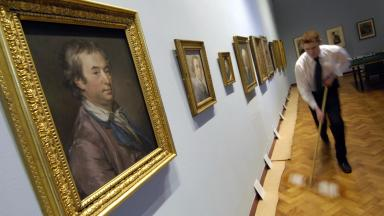 Edinburgh: Masterpiece to vanish from National Portrait Gallery (file pic).
