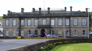 Stonehaven: Plans to revamp Sheriff Court (file pic).