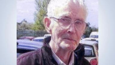 Search: A major search had been launched for Thomas Lamb.