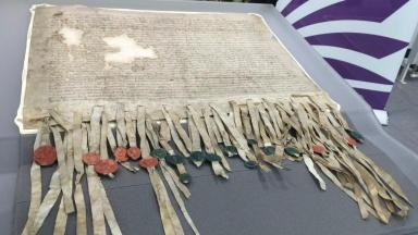 News Now: Declaration of Arbroath