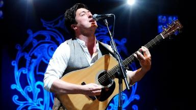 Mumford and Sons performed at Leeds Festival earlier this year.