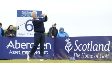 Scottish Open gets under way as stars tee off at Castle Stuart