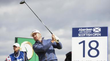 Graeme McDowell praises Castle Stuart course