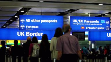 The candidates have a different approach to European immigration following Brexit.