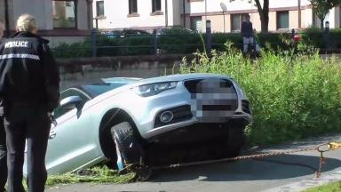 News Now: Car recovered from Union Canal