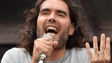 Russell Brand is to become a father for first time.