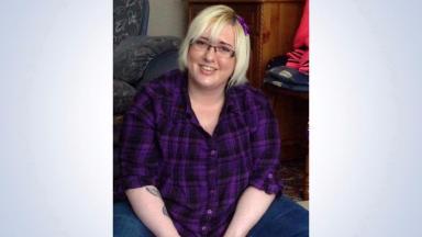 Missing woman: Lauren Johnson, 28, was last seen on July 6.