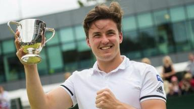 Gordon Reid reflects on his historic Wimbledon win