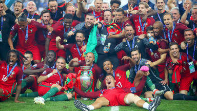 Watch Portugal seal Euro 2016 glory by beating hosts France 1-0