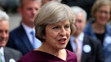 Prime Minister: Theresa May will make a major speech later.