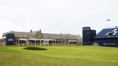 The 145th Open Championship takes place at Royal Troon this week.